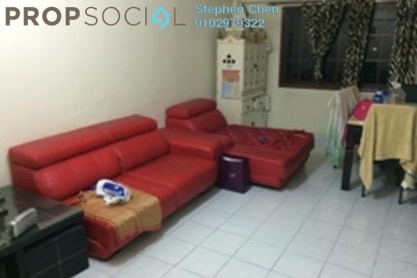 For Rent Apartment at Sri Rakyat Apartment, Bukit Jalil Freehold Semi Furnished 3R/1B 750translationmissing:en.pricing.unit