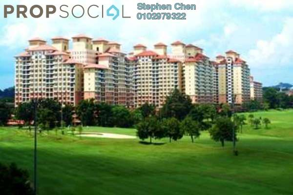 For Rent Condominium at Arena Green, Bukit Jalil Freehold Semi Furnished 2R/2B 1.2k