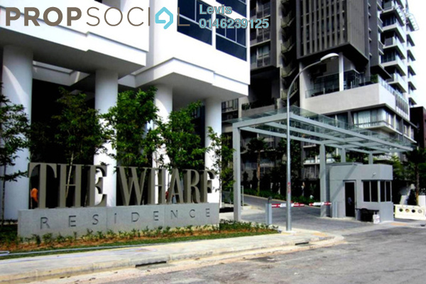 For Sale Condominium at The Wharf, Puchong Leasehold Semi Furnished 2R/2B 400k