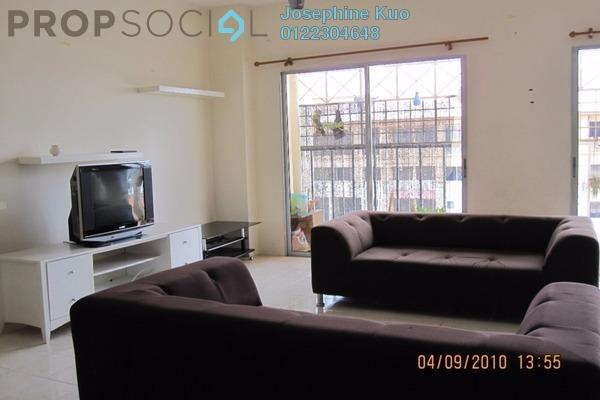 For Rent Condominium at Menara Polo, Ampang Hilir Leasehold Fully Furnished 3R/2B 2.6k