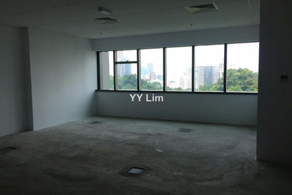 For Rent Office at Menara Bangkok Bank, KLCC Freehold Unfurnished 0R/0B 6.14k