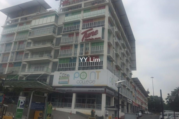 For Rent Office at Sunsuria Avenue, Kota Damansara Leasehold Unfurnished 0R/0B 2.2k
