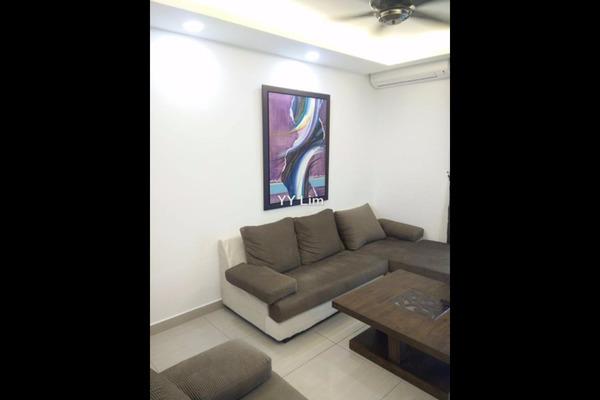 For Sale Office at Hijauan Saujana, Saujana Leasehold Fully Furnished 3R/2B 820k