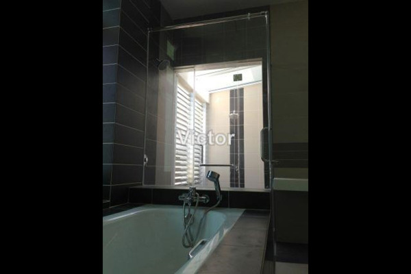 For Sale Superlink at D'Island, Puchong Freehold Semi Furnished 5R/6B 1.2m
