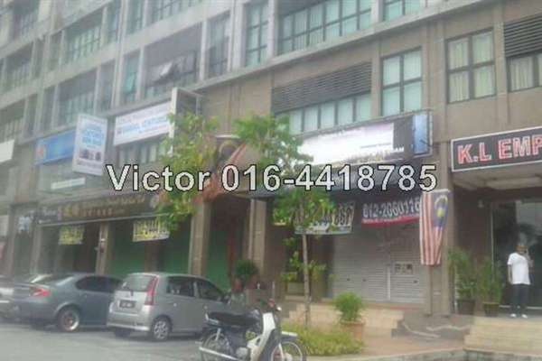 For Sale Shop at USJ Sentral, UEP Subang Jaya Leasehold Unfurnished 0R/0B 3.4m