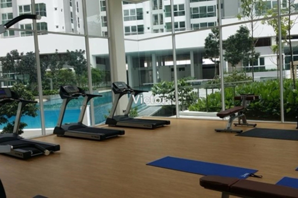 For Sale Condominium at Seringin Residences, Kuchai Lama Leasehold Semi Furnished 2R/3B 900k