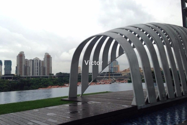 For Sale Condominium at LaCosta, Bandar Sunway Leasehold Semi Furnished 2R/2B 998k