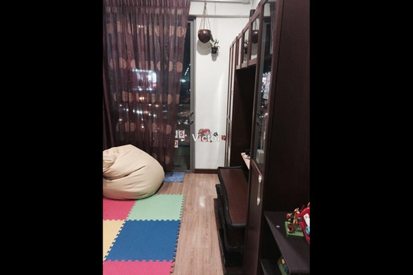For Sale Condominium at Tropicana City Tropics, Petaling Jaya Leasehold Semi Furnished 1R/2B 628k