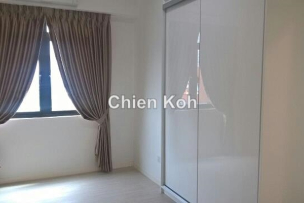 For Rent SoHo/Studio at Kelana Damansara Suite, Kelana Jaya Leasehold Semi Furnished 2R/1B 1.45k