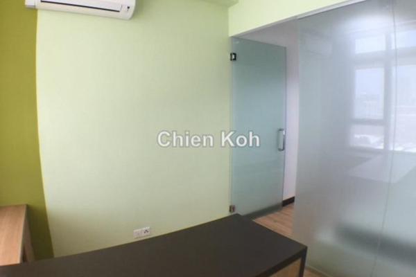 For Rent SoHo/Studio at Centrestage, Petaling Jaya Leasehold Fully Furnished 0R/1B 1.45k