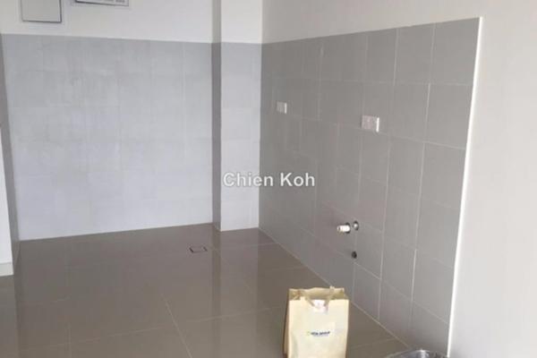 For Sale Condominium at Desa Green Serviced Apartment, Taman Desa Leasehold Unfurnished 1R/1B 430k