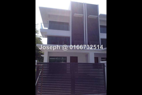 For Sale Terrace at Taman Setapak Ria, Setapak Freehold Semi Furnished 5R/5B 1.49m