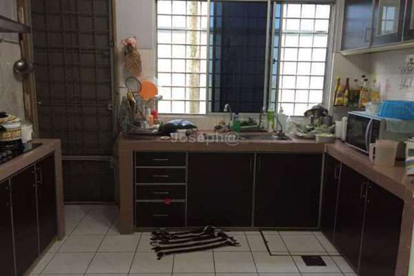 For Sale Semi-Detached at Taman Ibukota, Setapak Freehold Semi Furnished 5R/5B 1.5m