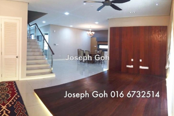 For Rent Townhouse at Sunway Montana, Melawati Leasehold Unfurnished 3R/4B 3.3k