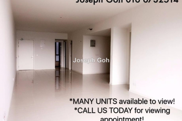 For Rent Condominium at Seri Riana Residence, Wangsa Maju Leasehold Semi Furnished 3R/2B 2.3k