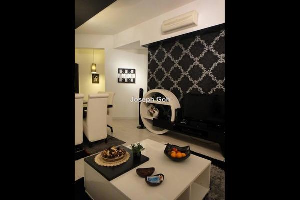 For Sale Condominium at Villa Wangsamas, Wangsa Maju Leasehold Semi Furnished 3R/3B 510k