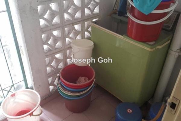 For Sale Condominium at Menara Alpha, Wangsa Maju Leasehold Semi Furnished 3R/2B 368k