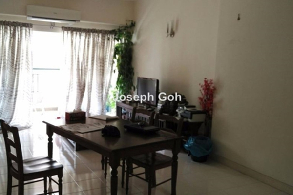 For Sale Condominium at Seri Maya, Setiawangsa Leasehold Unfurnished 3R/2B 690k