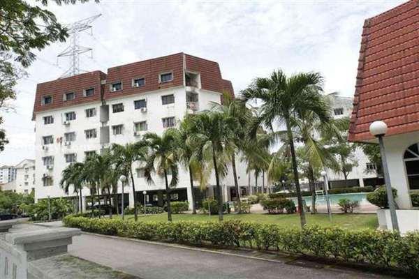 For Sale Condominium at Teratai Mewah Condominium, Setapak Leasehold Unfurnished 3R/2B 380k