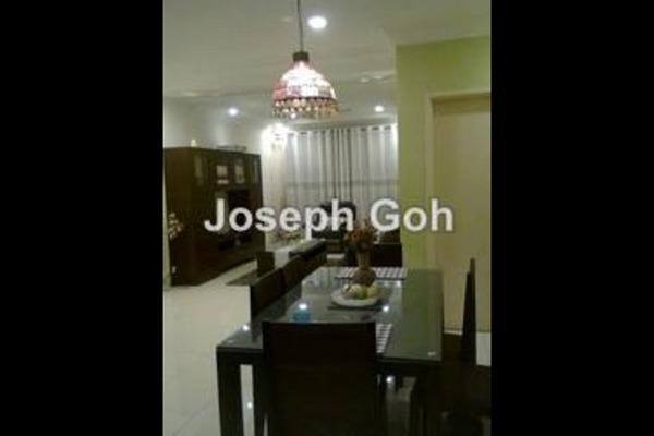 For Sale Condominium at Platinum Hill PV6, Setapak Leasehold Semi Furnished 3R/2B 525k