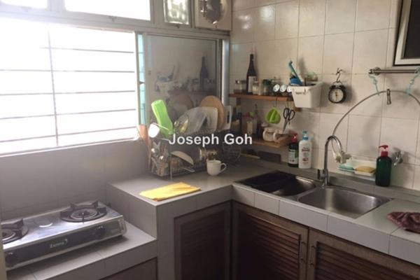 For Rent Condominium at Idaman Puteri, Setapak Leasehold Semi Furnished 3R/3B 2.1k