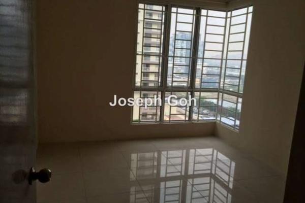 For Sale Condominium at Platinum Lake PV16, Setapak Leasehold Semi Furnished 4R/2B 520k