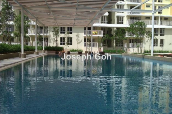 For Sale Condominium at Platinum Lake PV15, Setapak Leasehold Unfurnished 4R/2B 560k