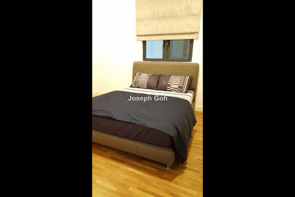 For Rent Condominium at 100 Residency, Setapak Freehold Semi Furnished 4R/3B 3k