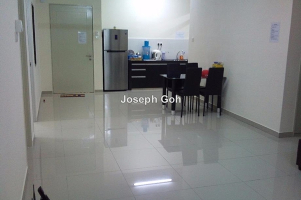 For Sale Condominium at Platinum Hill PV2, Setapak Leasehold Unfurnished 3R/2B 580k
