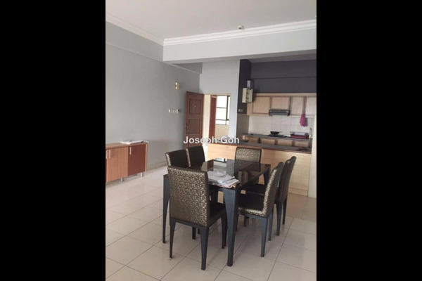 For Rent Condominium at Hartamas Regency 1, Dutamas Leasehold Fully Furnished 3R/2B 3.7k