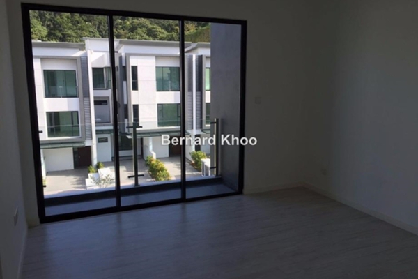 For Rent Townhouse at Sunway Montana, Melawati Freehold Semi Furnished 3R/4B 3.2k