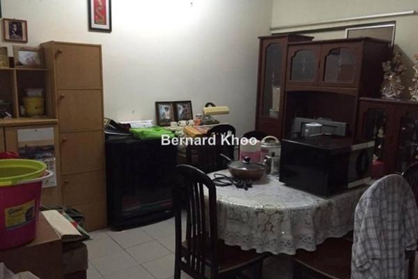 For Sale Terrace at Pandan Indah, Pandan Indah Leasehold Unfurnished 4R/2B 600k