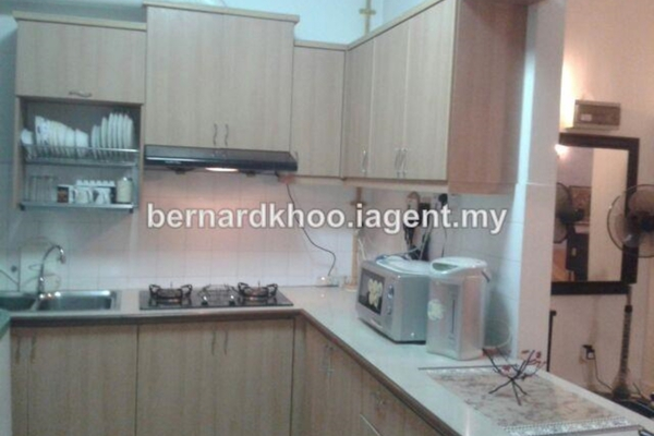For Sale Apartment at Vista Wira, Wangsa Maju Leasehold Semi Furnished 3R/2B 410k