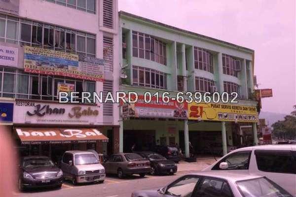 For Sale Shop at Medan Idaman Business Centre, Setapak Leasehold Unfurnished 2R/0B 2.3m