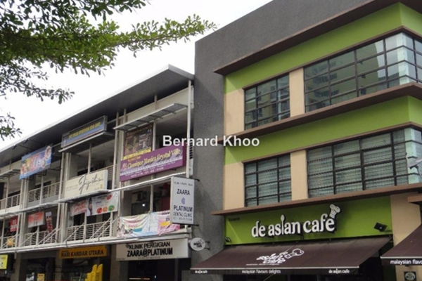 For Rent Shop at Plaza Crystalville, Setapak Leasehold Unfurnished 0R/0B 5.2k
