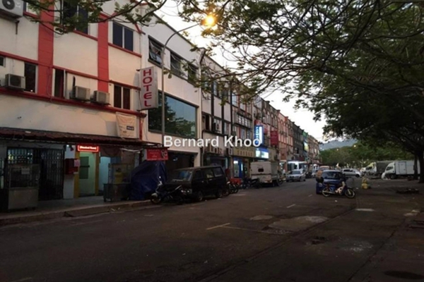 For Sale Shop at Taman Setapak Indah, Setapak Leasehold Unfurnished 0R/0B 3.5m