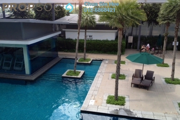 For Rent Condominium at Mont Kiara Meridin, Mont Kiara Freehold Fully Furnished 4R/4B 6.9k