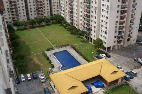 For Sale Condominium at Genting Court, Setapak Leasehold Unfurnished 2R/0B 240k