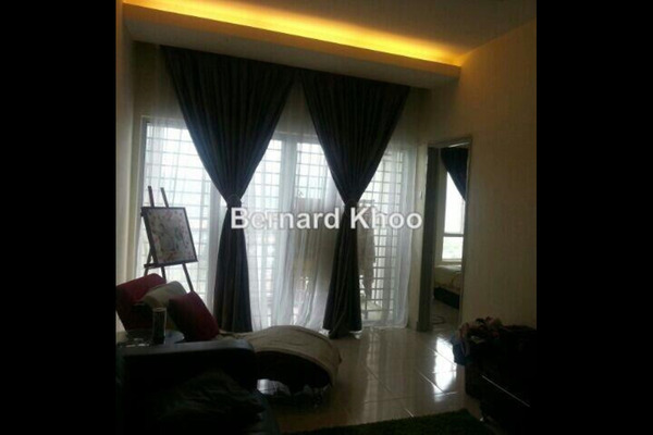 For Sale Condominium at Symphony Heights, Selayang Leasehold Unfurnished 3R/2B 355k