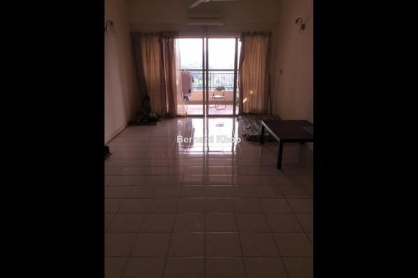 For Sale Condominium at Seri Maya, Setiawangsa Leasehold Unfurnished 3R/3B 660k