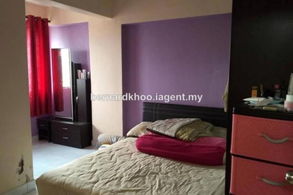 For Sale Condominium at Sentul Utama Condominium, Sentul Leasehold Unfurnished 3R/2B 225k