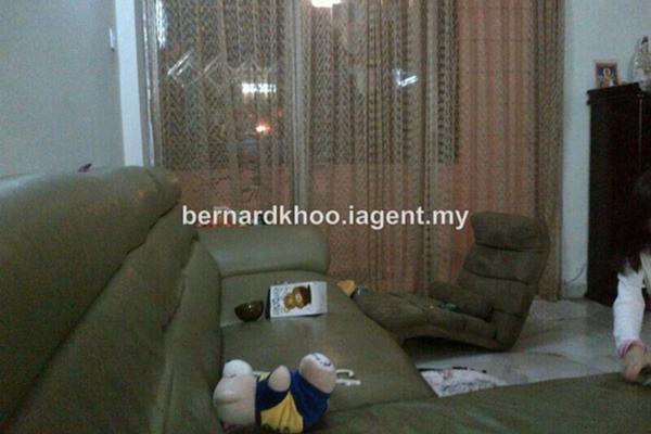 For Sale Condominium at La Villas Condominium, Setapak Leasehold Semi Furnished 3R/2B 400k