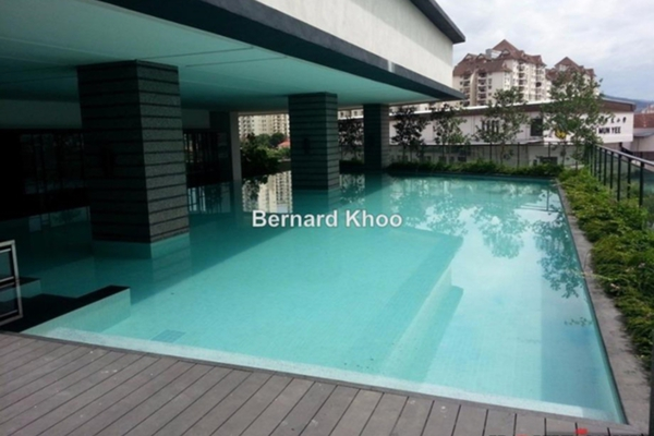 For Sale Condominium at 288 Residency, Setapak Leasehold Semi Furnished 3R/3B 630k