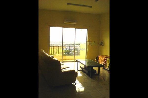 For Sale Condominium at Prima Setapak I, Setapak Leasehold Semi Furnished 3R/2B 440k