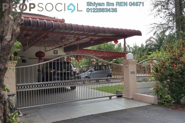 For Sale Terrace at Taman Sri Putra, Banting Freehold Semi Furnished 4R/3B 439k
