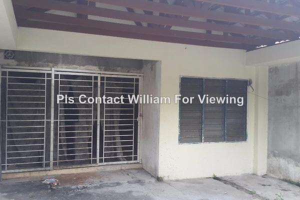 For Sale Terrace at Taman Setapak, Setapak Freehold Unfurnished 3R/2B 560k