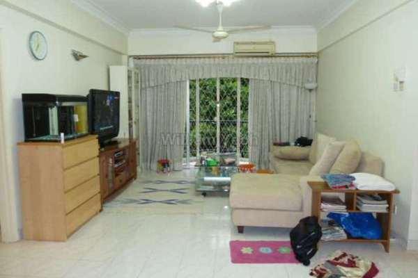 For Sale Apartment at Villa Danau, Setapak Leasehold Unfurnished 3R/2B 450k