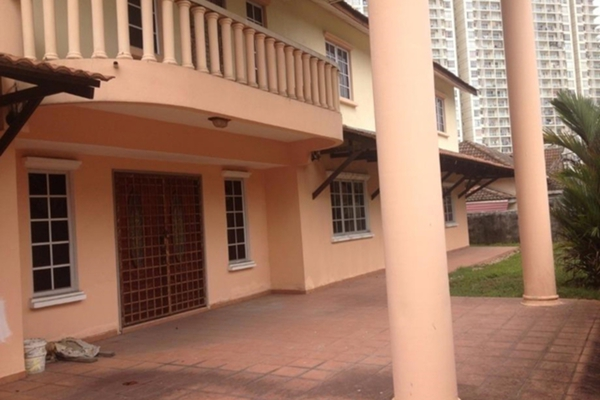 For Sale Bungalow at Taman P Ramlee, Setapak Freehold Unfurnished 8R/4B 1.8m