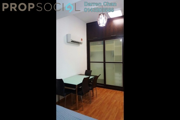 For Rent Condominium at Park View, KLCC Freehold Fully Furnished 1R/1B 2.1k