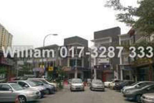 For Sale Shop at Plaza Crystalville, Setapak Leasehold Unfurnished 0R/0B 3m